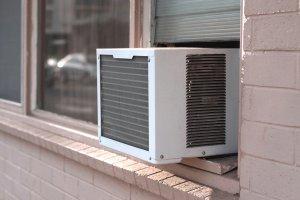 Как уменьшить шум оконного кондиционера
